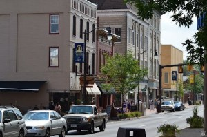 Downtown Harrisonburg